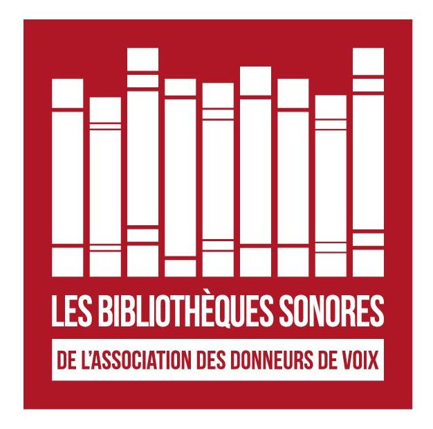 Logo l'Association des Donneurs de Voix